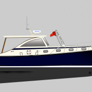 36 Express Cruiser Extended Cabin